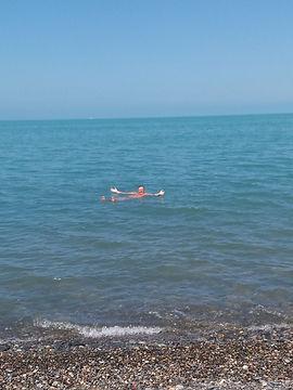 Холодное море в Чакви