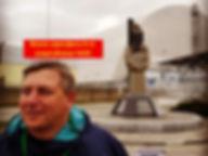 Саркофаг 4 энергоблока Чернобыльской АЭС
