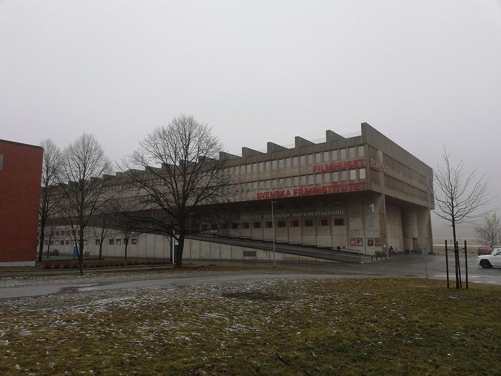 Институт кинематографии Швеции