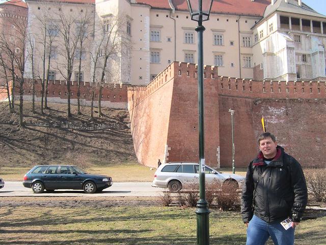 Вавельский дворец, Польша