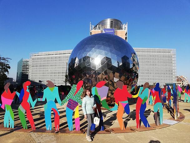 Площадь Шумана, Брюссель