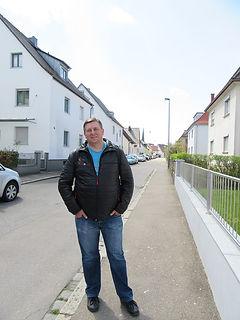 Улица деревни Виблинген