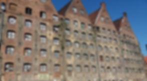 Гданьск, старые склады