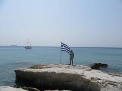 Это Греция