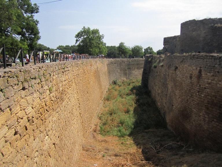 Крепостной ров Аккермана