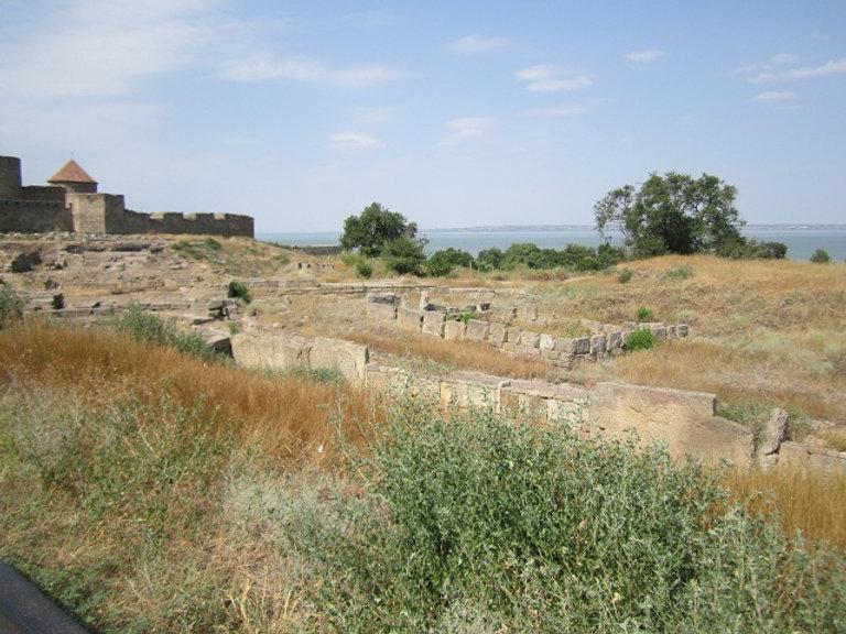 Древний город Тира