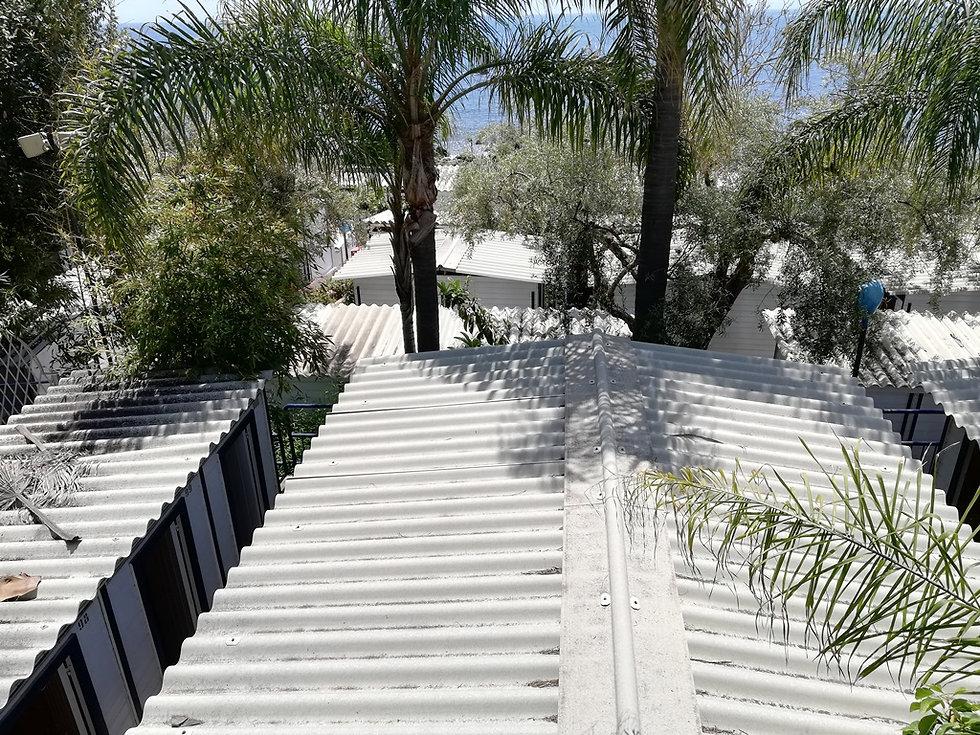 Пляжные кабинки в Ачи Трецца