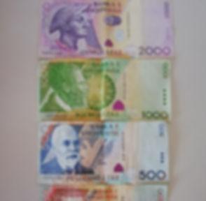 Албания, деньги, лек