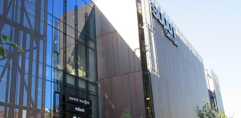 Торговый центр Sopot Centrum