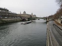 На реке Сене