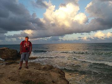 Волны острова Исла Мухерес