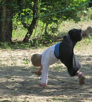 Маленький козак танцует Гопак