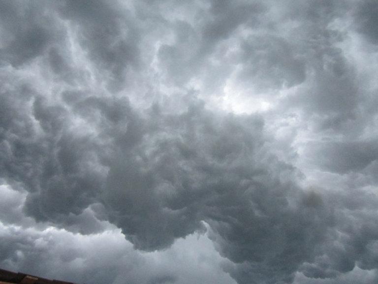 Первая летняя буря