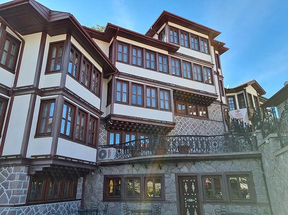 Квартал старинных зданий