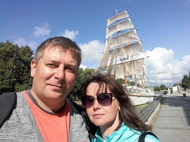 Клайпеда - город с развлечениями на острове
