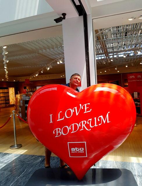 Я люблю Бодрум
