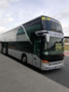 Автобус из Пардубице в Прагу