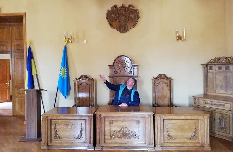 Зал Магдебургского права, Ратуша Каменец-Подольского
