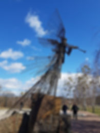 Трубящий Ангел, Чернобыль