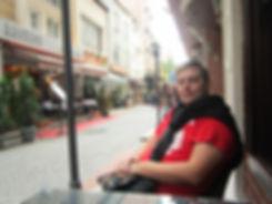 На улочке Стамбула