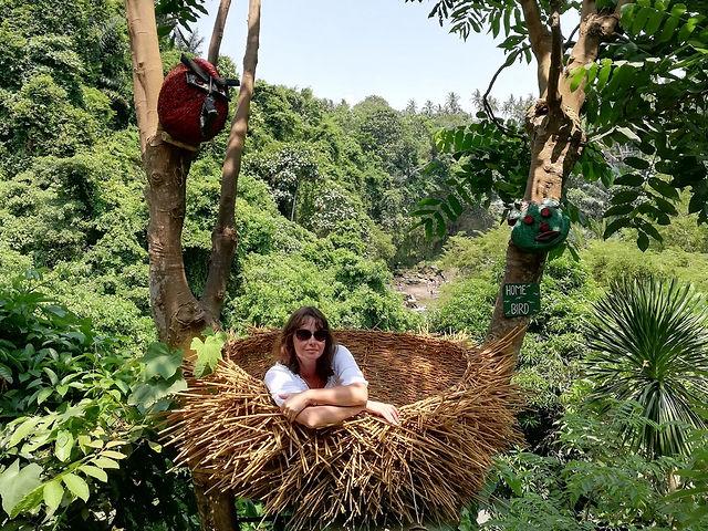 Водопад Тегенунган, Бали