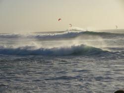 Волны и кайтеры