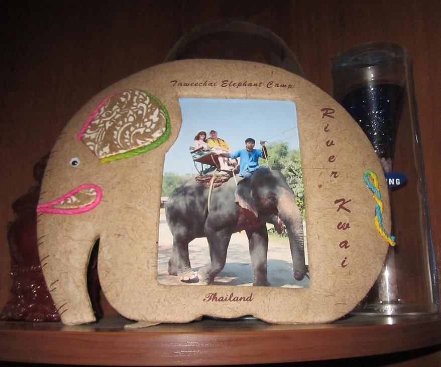 Сувенир из Канчанабури