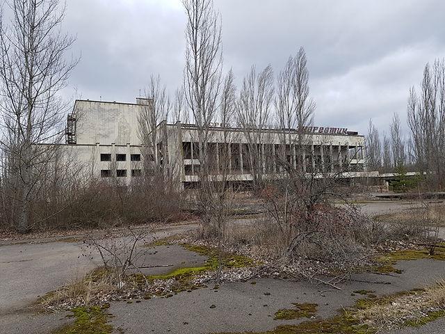 """Дом культуры """"Энергетик"""", Припять"""