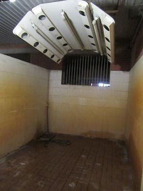 Душевая кабинка для лошади