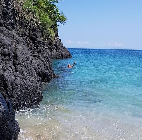 Красивое место для купания