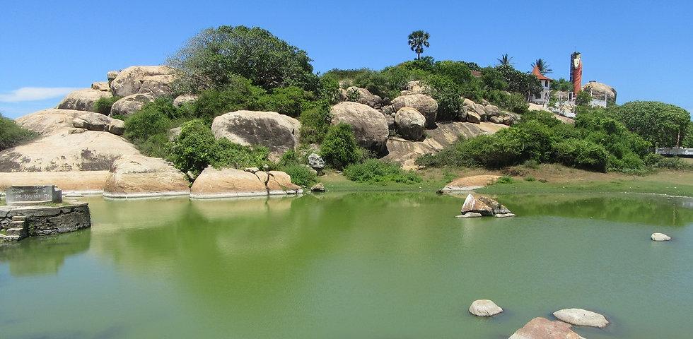 Озеро в Киринде
