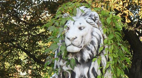 Гданьск, статуя льва