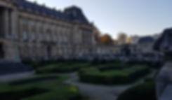 Королевский дворец Бельгии