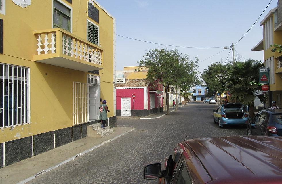 Центральные кварталы Эшпаргуша