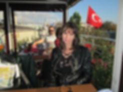 В стамбульском кафе