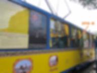 Трамвай-кафе, Киев, Украина
