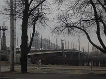 Большой мост в Риге