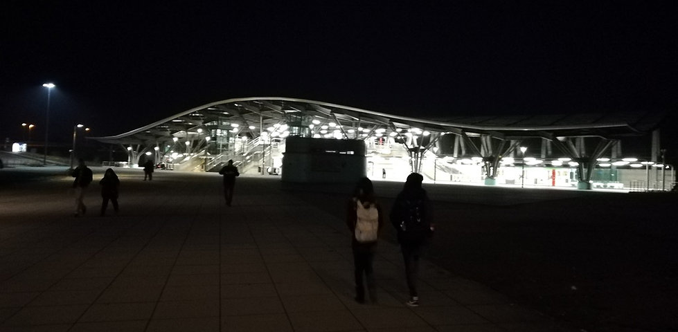 Hannover Messe/Ost (EXPO-Plaza)