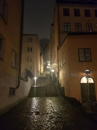 Вечерний Сёдермальм