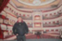 Рисунок в метро Театральная