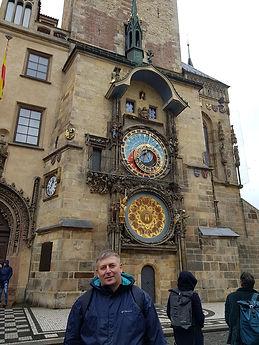 Главные часы Праги