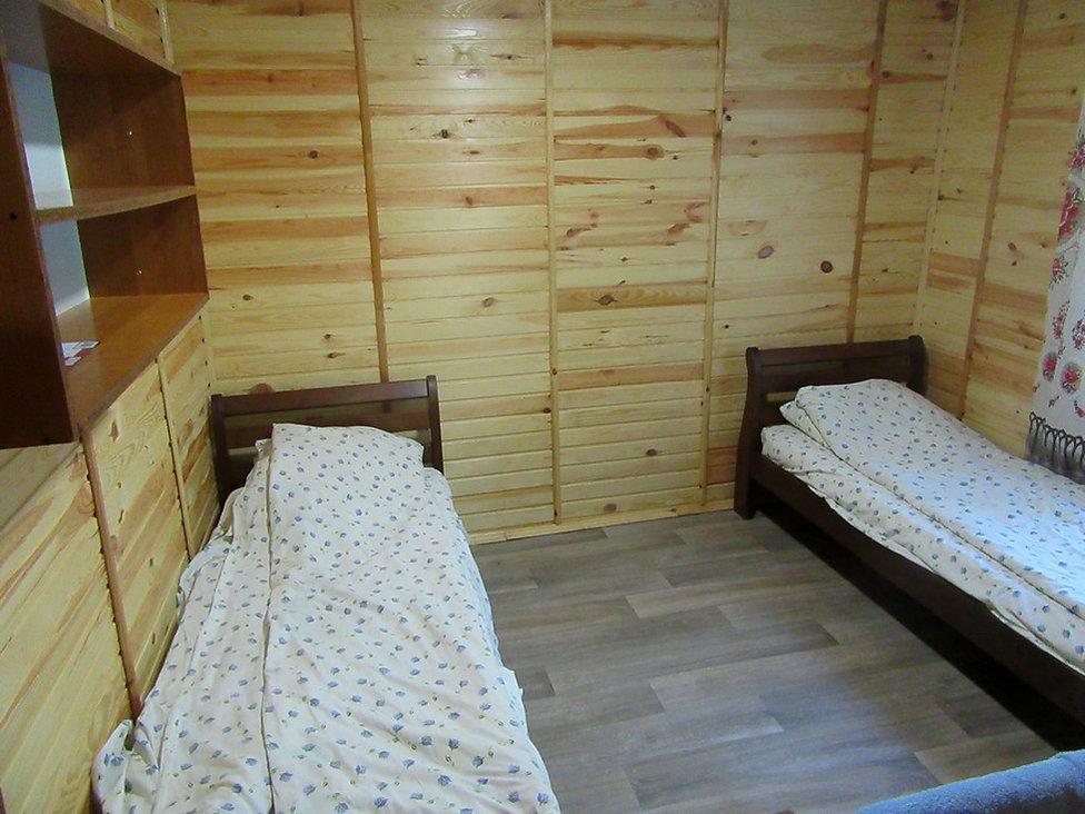 Спальня в домике