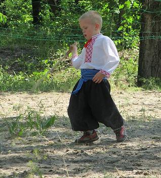 Боевой танец Гопак