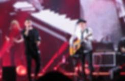 A-ha на сцене в Ганновере