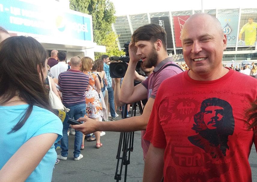 """Концерт """"Depeche mode"""" в Киеве."""