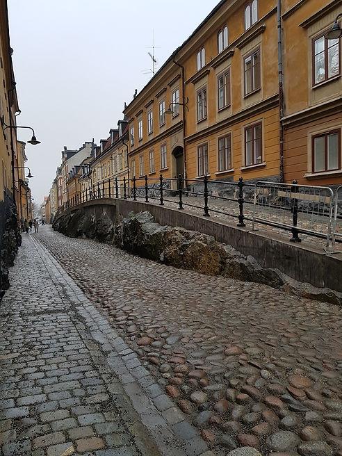 Каменные склоны Седермальма