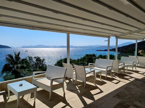Турецкое кафе отеля Holiday Bodrum Resort