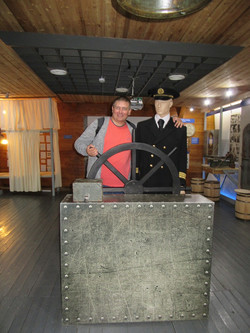 Фото с капитаном