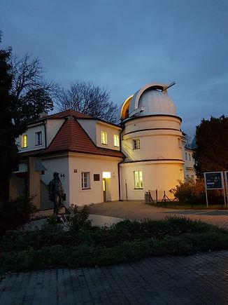 Обсерватория на холме Петрин, Прага