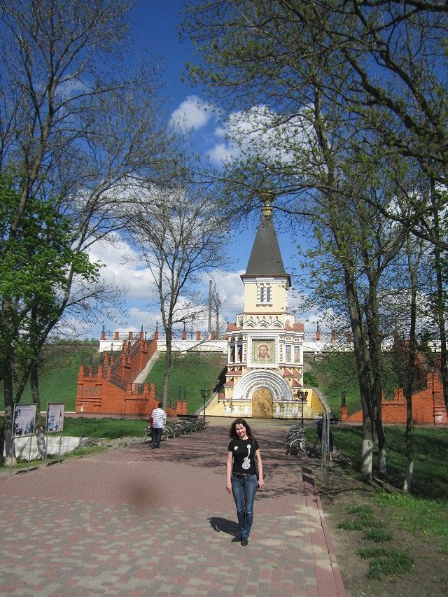 Фото возле Спасова скита